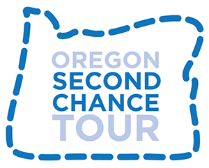 Oregon Second Chance Tour Logo
